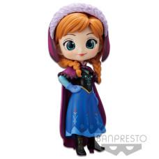 Фигурка Frozen - Q posket Disney Characters - Anna (Normal color ver) (14 см)