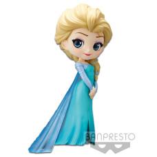 Фигурка Frozen - Q posket Disney Characters - Elsa (Normal color ver) (14 см)