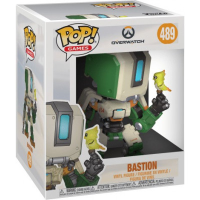 Фигурка Overwatch - POP! Games - Bastion (15 см)