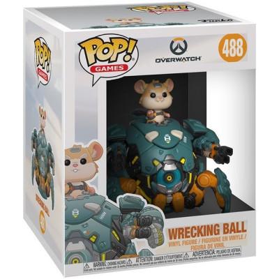 Фигурка Funko Overwatch - POP! Games - Wrecking Ball 37432 (15 см)