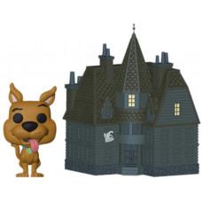 Набор фигурок Scooby-Doo - POP! Town - Haunted Mansion (15 см)