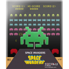 Фигурка Space Invaders - TOTAKU Collection - Space Invaders Alien (10 см)