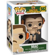 Фигурка Super Troopers - POP! Movies - Mac (9.5 см)