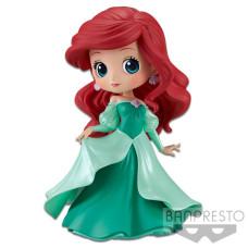 Фигурка The Little Mermaid - Q posket Disney Characters - Ariel Princess Dress (Green Dress) (14 см)