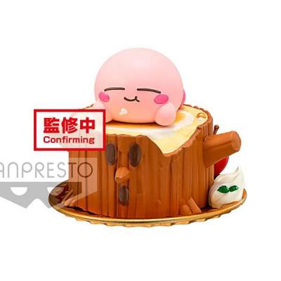 Фигурка Banpresto Kirby - Paldolce Collection vol.1 - Log Cake BP19958P (6 см)