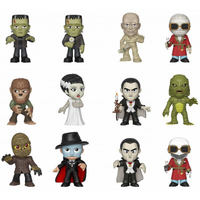 Фигурка Funko Universal Monsters - Mystery Minis (1 шт, 7.5 см) 40813