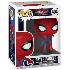 Головотряс Spider-Man: Into the Spider-Verse - POP! - Peter Parker (9.5 см)