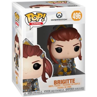 Фигурка Overwatch - POP! Games - Brigitte (9.5 см)
