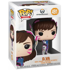 Фигурка Overwatch - POP! Games - D.Va (9.5 см)