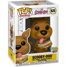 Фигурка Scooby-Doo 50th Years - POP! Animation - Scooby-Doo (9.5 см)