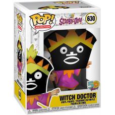 Фигурка Scooby-Doo 50th Years - POP! Animation - Witch Doctor (9.5 см)