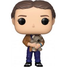 Фигурка Stranger Things - POP! TV - Eleven with Bear (Exc) (9.5 см)