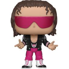 Фигурка POP! WWE - Bret Hart with jacket (9.5 см)