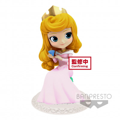 Фигурка Banpresto Sleeping Beauty - Q posket Perfumagic Disney Characters - Princess Aurora (ver.B) BP19917P (12 см)