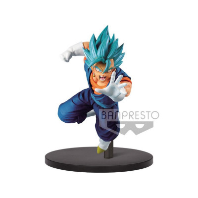 Фигурка Banpresto Dragon Ball Super - Warriors Battle Retsuden vol.5 - Super Saiyan Blue Vegito BP19939P (17 см)