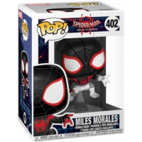 Головотряс Spider-Man: Into the Spider-Verse - POP! - Miles Morales (Exc) (9.5 см)