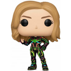 Головотряс Captain Marvel - POP! - Captain Marvel (Neon Suit) (9.5 см)