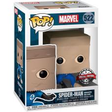Головотряс Marvel - POP! - Spider-Man (Bombastic Bag-Man) (Exc) (9.5 см)