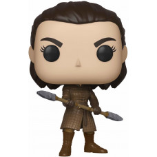 Фигурка Game of Thrones - POP! TV - Arya with Two Headed Spear (9.5 см)