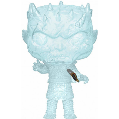 Фигурка Funko Game of Thrones - POP! TV - Crystal Night King with Dagger in Chest 44823 (9.5 см)
