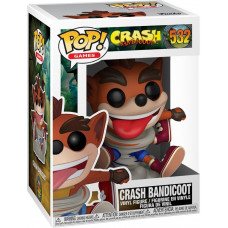 Фигурка Crash Bandicoot - POP! - Games - Crash Bandicoot (Spinning) (9.5 см)