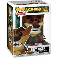 Фигурка Crash Bandicoot - POP! Games - Tiny Tiger (9.5 см)