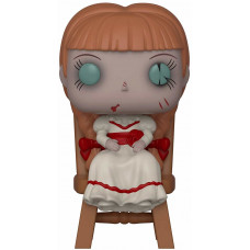 Фигурка The Conjuring Annabelle - POP! Movies - Annabelle in Chair (9.5 см)