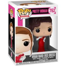 Фигурка Pretty Woman - POP! Movies - Vivian Ward (Red Dress) (9.5 см)