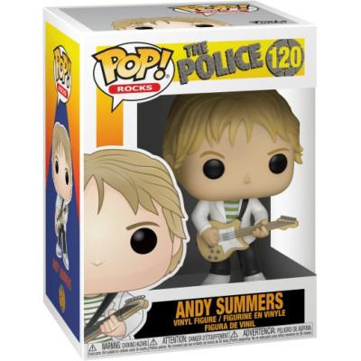 Фигурка Funko The Police - POP! Rocks - Andy Summers 40088 (9.5 см)