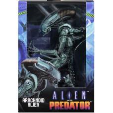 Фигурка Alien vs Predator (Arcade Game) - Action Figure - Arachnoid Alien (18 см)