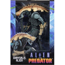 Фигурка Alien vs Predator (Arcade Game) - Action Figure - Chrysalis Alien (18 см)