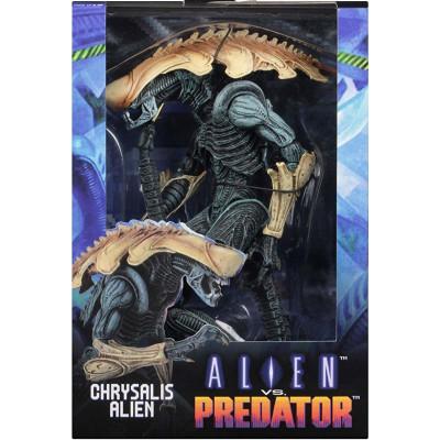 Фигурка NECA Alien vs Predator (Arcade Game) - Action Figure - Chrysalis Alien (18 см)