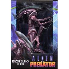 Фигурка Alien vs Predator (Arcade Game) - Action Figure - Razor Claws Alien (18 см)
