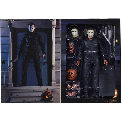 Фигурка Halloween (2018) - Action Figure Ultimate - Michael Myers (18 см)