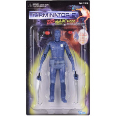 Фигурка Terminator 2 - Action Figure - White Hot T-1000 with Interchangeable Arm (18 см)