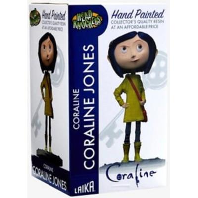 Фигурка NECA Головотряс Coraline - Hand Painted - Coraline Jones (18 см)