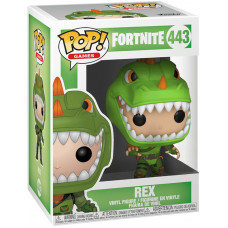 Фигурка Fortnite - POP! Games - Rex (9.5 см)