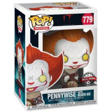 Фигурка IT: Chapter Two - POP! - Pennywise with Beaver Hat (9.5 см)