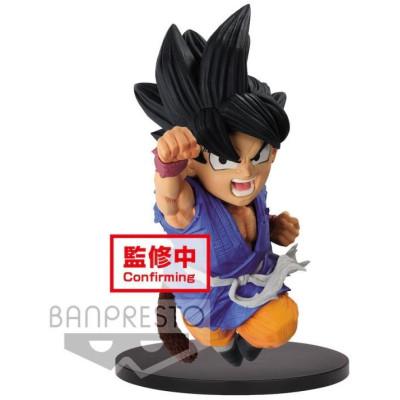 Фигурка Banpresto Dragon Ball GT: Wrath of the Dragon - Son Gokou BP19936P (13 см)