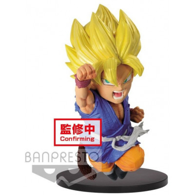 Фигурка Banpresto Dragon Ball GT: Wrath of the Dragon - Super Saiyan Son Gokou BP19937P (13 см)