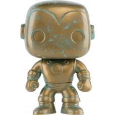 Головотряс Marvel 80 Years - POP! - Iron Man (Patina) (Exc) (9.5 см)