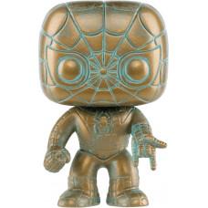 Головотряс Marvel 80 Years - POP! - Spider-Man (Patina) (Exc) (9.5 см)