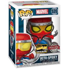 Головотряс Marvel - POP! - Octo-Spidey (Exc) (9.5 см)
