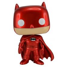 Фигурка Batman 80 Years - POP! Heroes - Batman (Red Metallic) (Exc) (9.5 см)