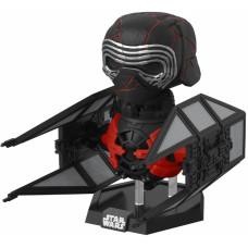 Фигурка Star Wars Episode IX The Rise of Skywalker - POP! Deluxe - Supreme Leader Kylo Ren (14 см)