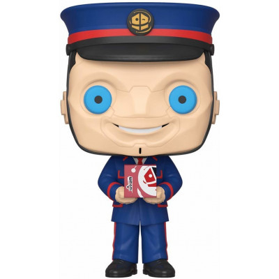 Фигурка Funko Doctor Who - POP! TV - The Kerblam Man 43352 (9.5 см)