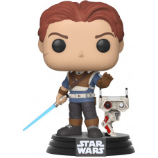 Головотряс Star Wars Jedi: Fallen Order - POP! Games - Cal Kestis & BD-1 (9.5 см)