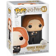 Фигурка Harry Potter - POP! - George Weasley (Yule) (9.5 см)