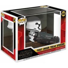 Фигурка Star Wars Episode IX The Rise of Skywalker - POP! Movie Moment - First Order Tread Speeder (9.5 см)
