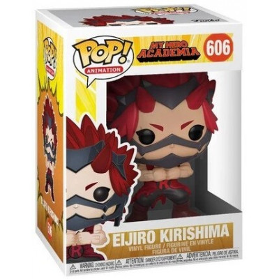 Фигурка My Hero Academia - POP! Animation - Eljiro Kirishima (9.5 см)